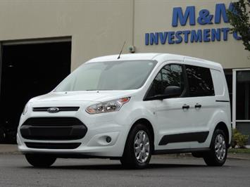 2016 Ford Transit Connect Cargo XLT / 4-Door / 1-Owner / Excel Cond Van