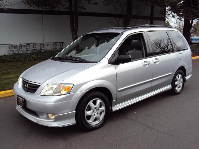 2001 mazda minivan