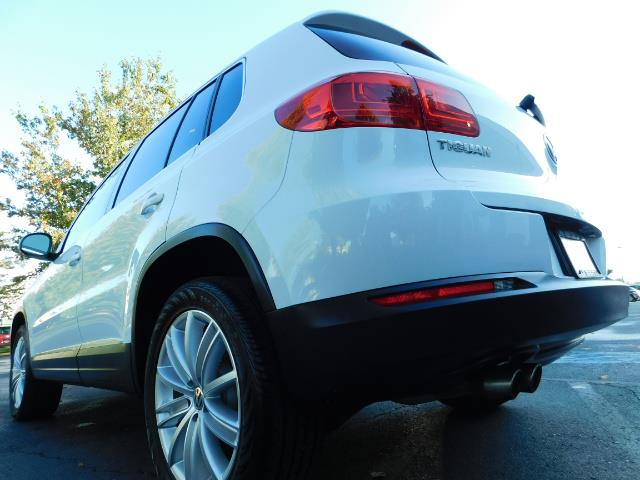 2014 Volkswagen Tiguan SEL 4Motion / AWD / Leather / Navi / Pano Sunroof - Photo 11 - Portland, OR 97217