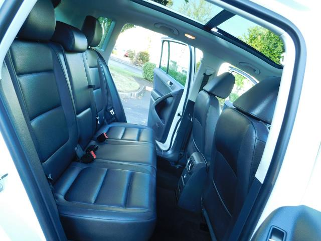 2014 Volkswagen Tiguan SEL 4Motion / AWD / Leather / Navi / Pano Sunroof - Photo 16 - Portland, OR 97217