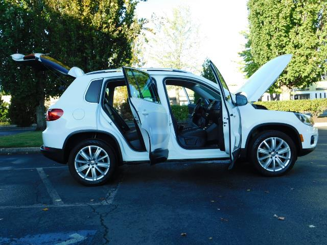 2014 Volkswagen Tiguan SEL 4Motion / AWD / Leather / Navi / Pano Sunroof - Photo 29 - Portland, OR 97217