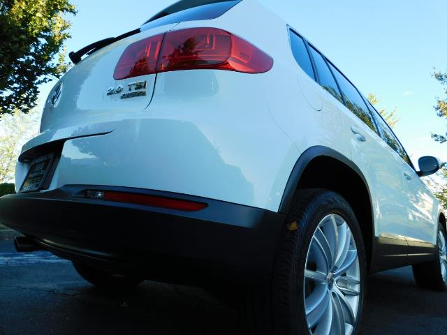 2014 Volkswagen Tiguan SEL 4Motion / AWD / Leather / Navi / Pano Sunroof - Photo 12 - Portland, OR 97217