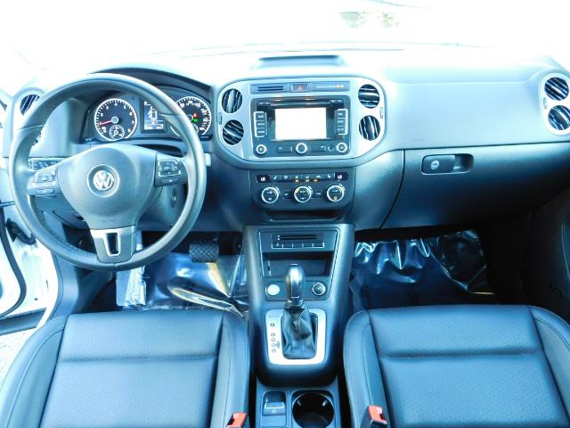 2014 Volkswagen Tiguan SEL 4Motion / AWD / Leather / Navi / Pano Sunroof - Photo 23 - Portland, OR 97217