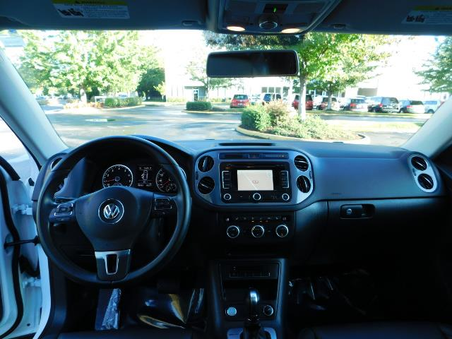 2014 Volkswagen Tiguan SEL 4Motion / AWD / Leather / Navi / Pano Sunroof - Photo 34 - Portland, OR 97217