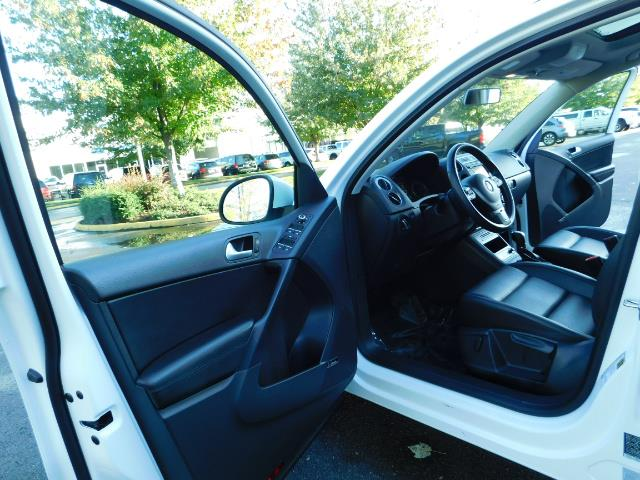 2014 Volkswagen Tiguan SEL 4Motion / AWD / Leather / Navi / Pano Sunroof - Photo 13 - Portland, OR 97217