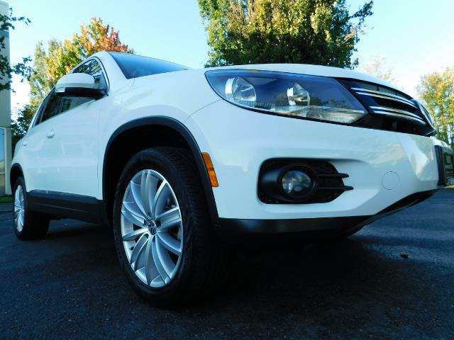 2014 Volkswagen Tiguan SEL 4Motion / AWD / Leather / Navi / Pano Sunroof - Photo 10 - Portland, OR 97217
