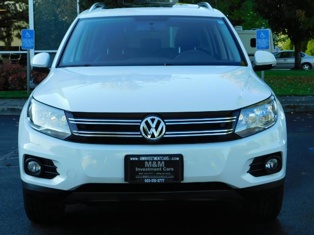 2014 Volkswagen Tiguan SEL 4Motion / AWD / Leather / Navi / Pano Sunroof - Photo 5 - Portland, OR 97217