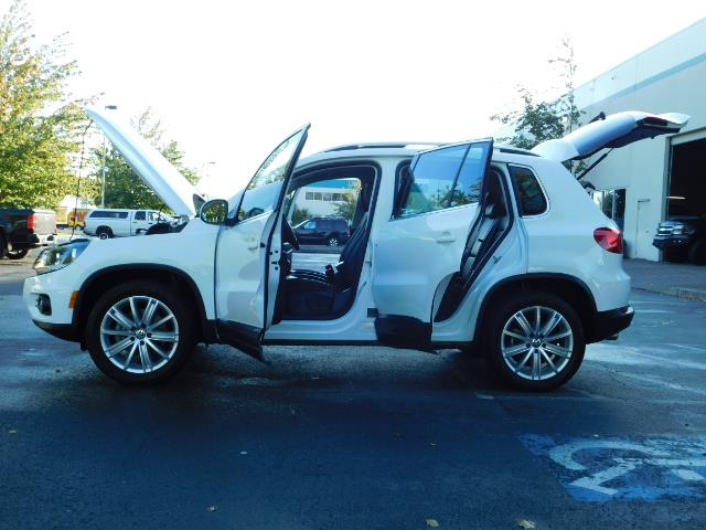 2014 Volkswagen Tiguan SEL 4Motion / AWD / Leather / Navi / Pano Sunroof - Photo 25 - Portland, OR 97217