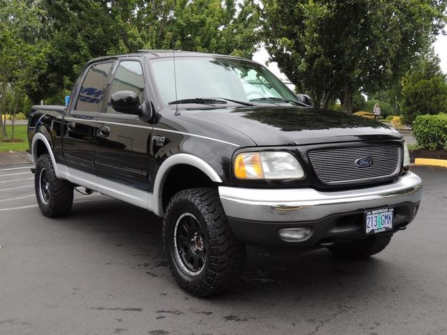 2003 Ford F  4x4    Leather    Sunroof