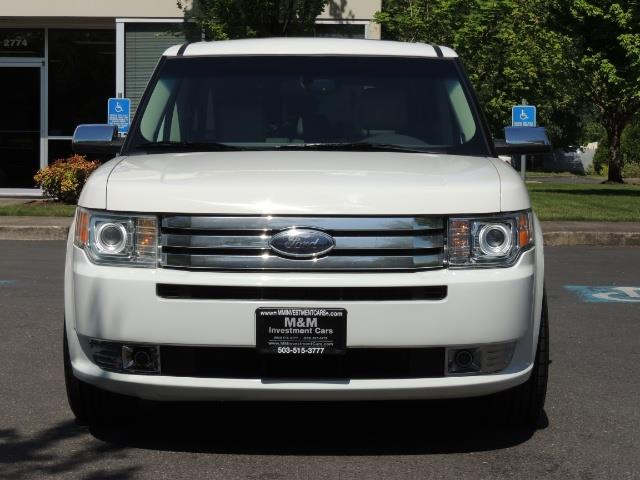 2010 Ford Flex Limited / AWD / Third Seat / Navigation / Leather - Photo 5 - Portland, OR 97217