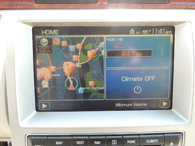 2010 Ford Flex Limited / AWD / Third Seat / Navigation / Leather - Photo 39 - Portland, OR 97217