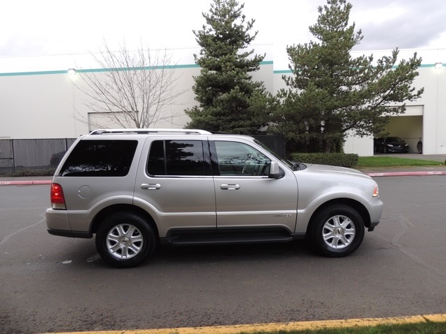 2004 lincoln aviator luxury suv awd 3rd row seat excel cond