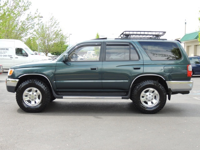 1997 toyota 4runner sr5 manual trans rear diff lockers 4x4. Black Bedroom Furniture Sets. Home Design Ideas