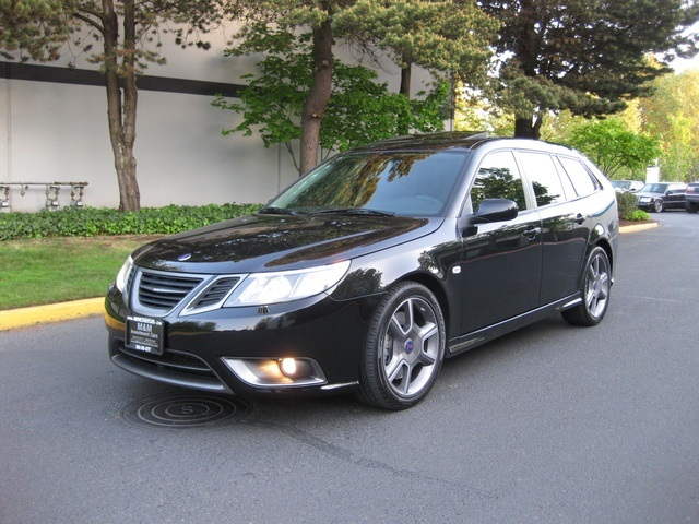 2008 saab 9 3 turbo x sportcombi awd sports wagon. Black Bedroom Furniture Sets. Home Design Ideas