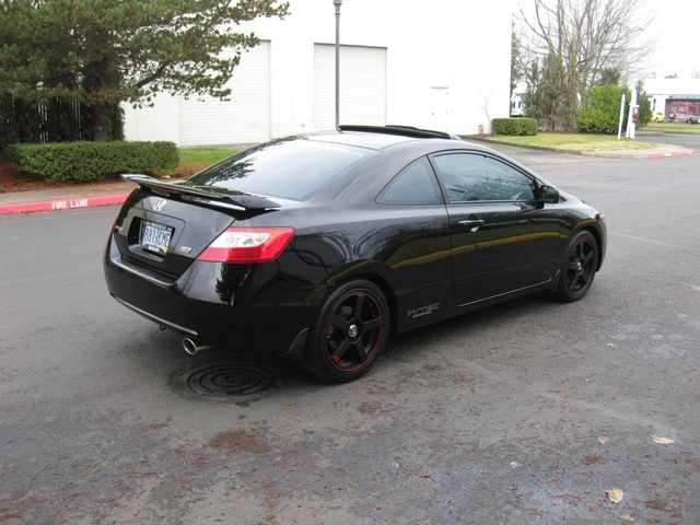 Honda Dealership Portland >> 2006 Honda Civic Si Coupe 6-Speed /Rear Wing/ Custom Rims ...