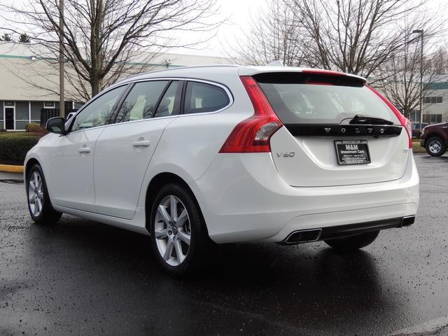 2017 Volvo V60 T5 Premier/ Leather / Heated Seats / Navigation - Photo 7 - Portland, OR 97217