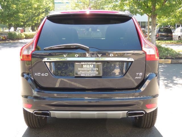 2017 Volvo XC60 T5 Inscription / AWD/ BLIS / Navi / Backup / Pano - Photo 6 - Portland, OR 97217