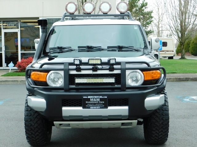 2007 Toyota FJ Cruiser 4dr SUV / 4WD / Rear Diff Locks / LIFTED - Photo 5 - Portland, OR 97217