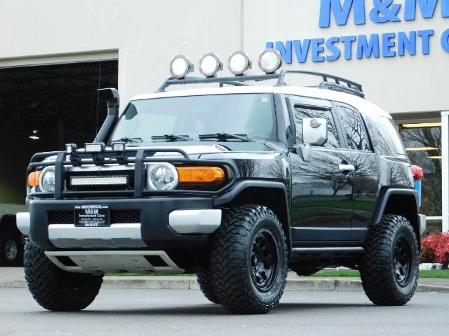 2007 Toyota FJ Cruiser 4dr SUV / 4WD / Rear Diff Locks / LIFTED - Photo 1 - Portland, OR 97217