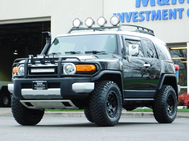 2007 Toyota FJ Cruiser 4dr SUV / 4WD / Rear Diff Locks / LIFTED - Photo 51 - Portland, OR 97217