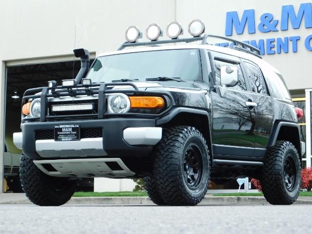 2007 Toyota FJ Cruiser 4dr SUV / 4WD / Rear Diff Locks / LIFTED - Photo 47 - Portland, OR 97217