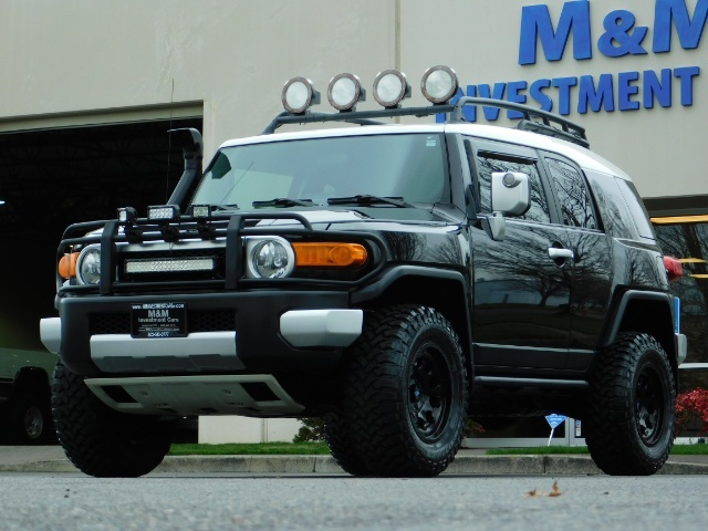 2007 Toyota FJ Cruiser 4dr SUV / 4WD / Rear Diff Locks / LIFTED - Photo 49 - Portland, OR 97217
