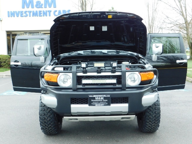 2007 Toyota FJ Cruiser 4dr SUV / 4WD / Rear Diff Locks / LIFTED - Photo 34 - Portland, OR 97217