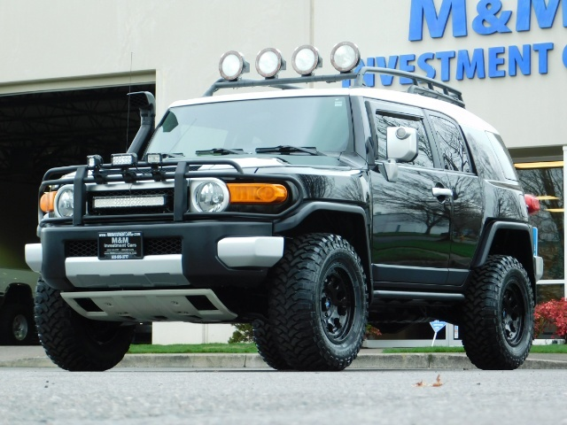 2007 Toyota FJ Cruiser 4dr SUV / 4WD / Rear Diff Locks / LIFTED - Photo 48 - Portland, OR 97217