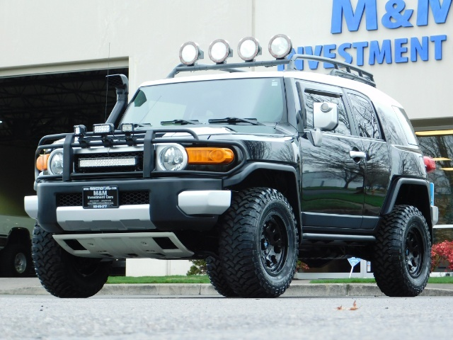 2007 Toyota FJ Cruiser 4dr SUV / 4WD / Rear Diff Locks / LIFTED - Photo 50 - Portland, OR 97217