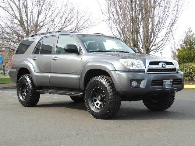 Auto Credit Hayden >> 2008 Toyota 4Runner SR5 / 4WD / 6Cyl / LIFTED