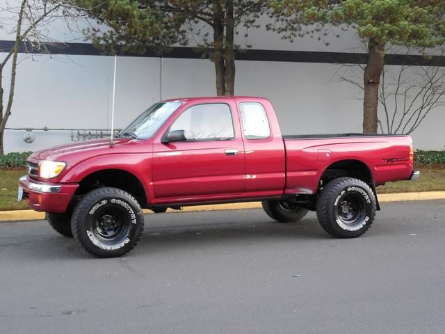 1998 Toyota Tacoma SR5   Photo 2   Portland, OR 97217
