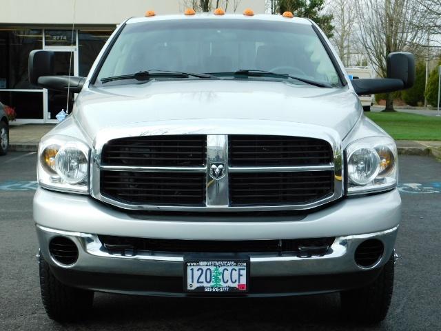 2007 Dodge Ram 3500 SLT / 4X4 / MEGACAB / DUALLY / 5.9L DIESEL / LOW M - Photo 5 - Portland, OR 97217