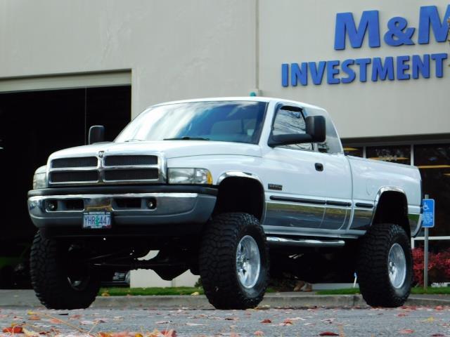 1998 Dodge Ram 2500 Laramie SLT 4dr / 4X4 / 5.9L DIESEL / 5-SPEED MANU - Photo 43 - Portland, OR 97217