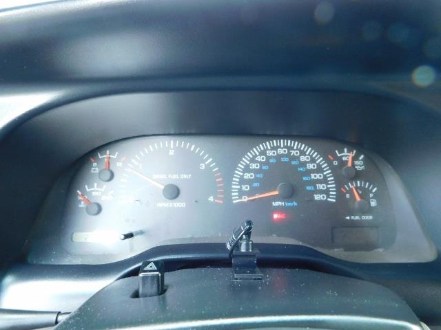 1998 Dodge Ram 2500 Laramie SLT 4dr / 4X4 / 5.9L DIESEL / 5-SPEED MANU - Photo 39 - Portland, OR 97217