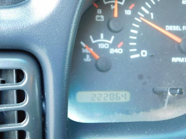 1998 Dodge Ram 2500 Laramie SLT 4dr / 4X4 / 5.9L DIESEL / 5-SPEED MANU - Photo 40 - Portland, OR 97217