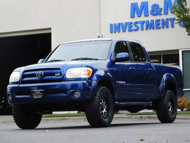 2005 Toyota Tundra Limited 4dr Double Cab / Leather / Heated seats - Photo 43 - Portland, OR 97217