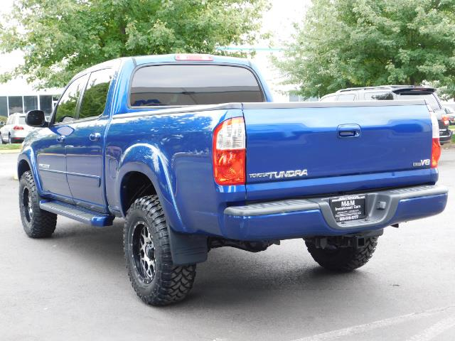 2005 Toyota Tundra Limited 4dr Double Cab / Leather / Heated seats - Photo 7 - Portland, OR 97217