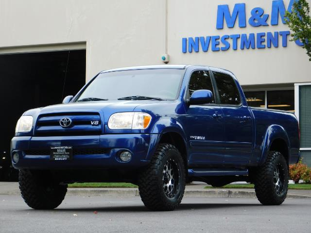 2005 Toyota Tundra Limited 4dr Double Cab / Leather / Heated seats - Photo 41 - Portland, OR 97217