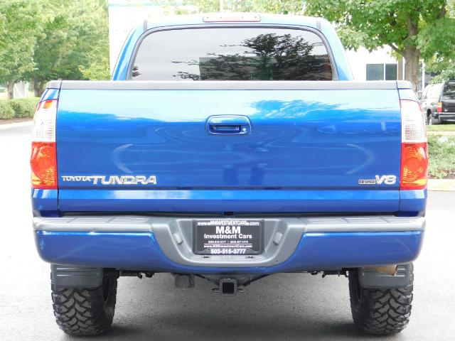 2005 Toyota Tundra Limited 4dr Double Cab / Leather / Heated seats - Photo 6 - Portland, OR 97217