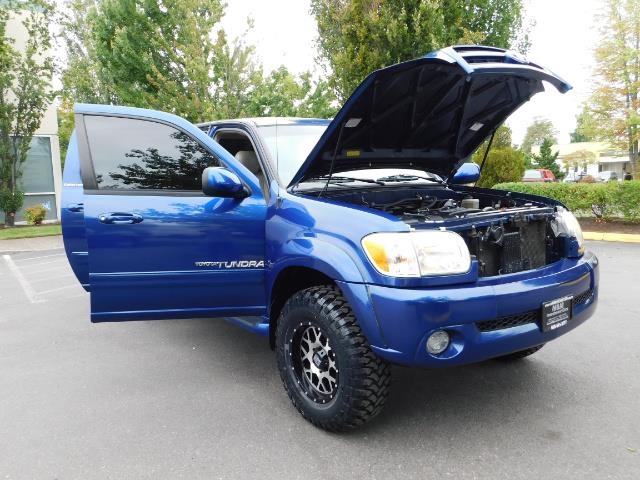 2005 Toyota Tundra Limited 4dr Double Cab / Leather / Heated seats - Photo 31 - Portland, OR 97217