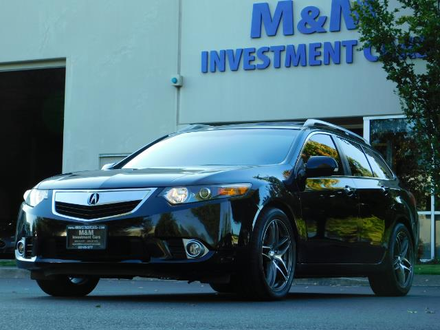 2012 Acura TSX Sport Wagon / Leather / Heated Seats / Excel Cond - Photo 46 - Portland, OR 97217