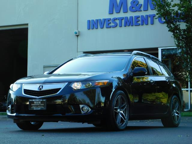 2012 Acura TSX Sport Wagon / Leather / Heated Seats / Excel Cond - Photo 1 - Portland, OR 97217