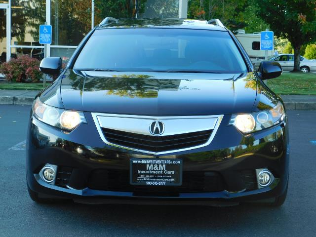 2012 Acura TSX Sport Wagon / Leather / Heated Seats / Excel Cond - Photo 5 - Portland, OR 97217