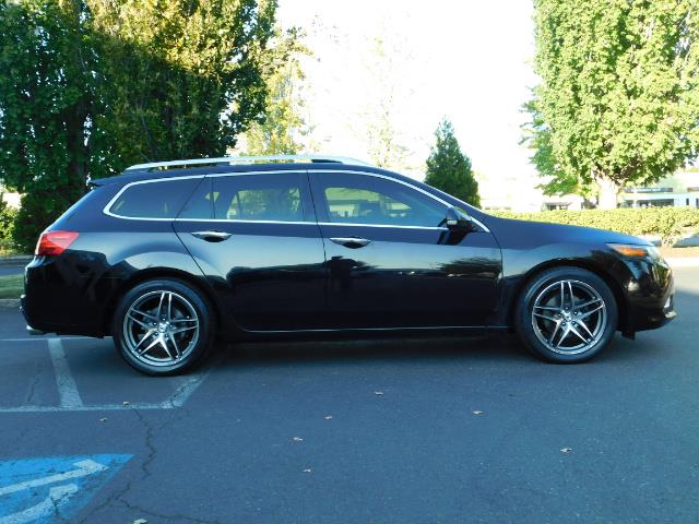 2012 Acura TSX Sport Wagon / Leather / Heated Seats / Excel Cond - Photo 4 - Portland, OR 97217