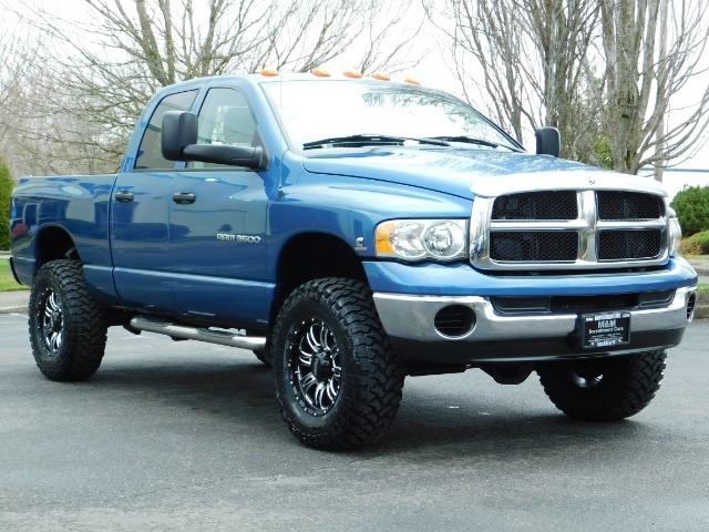 2004 Dodge Ram 3500 4X4 / 5.9 L CUMMINS DIESEL / 1-TON / LIFTED !! - Photo 2 - Portland, OR 97217