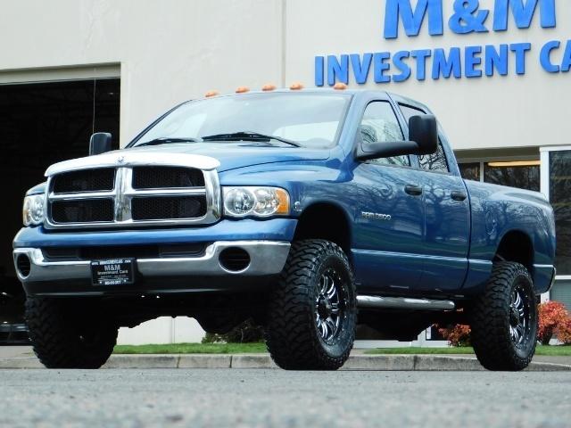 2004 Dodge Ram 3500 4X4 / 5.9 L CUMMINS DIESEL / 1-TON / LIFTED !! - Photo 1 - Portland, OR 97217