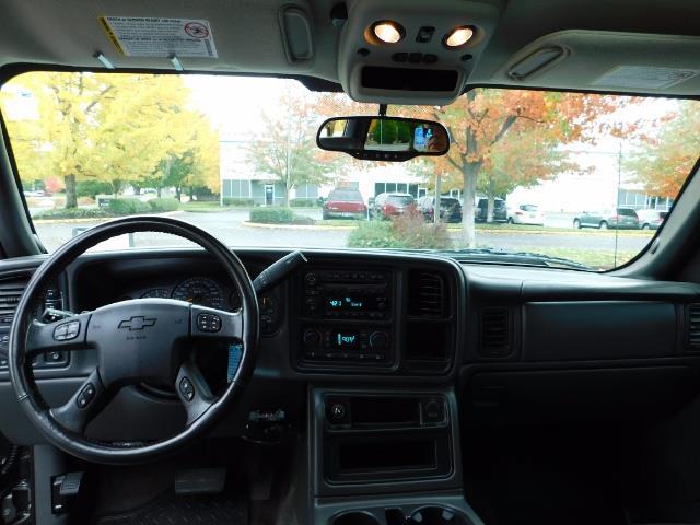 2007 Chevrolet Silverado 3500 Classic LT3 4dr Crew Cab / 4X4 / 6.6L DURAMAX / DUALLY/LBZ - Photo 34 - Portland, OR 97217