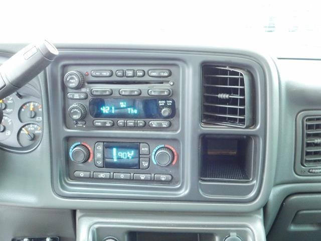 2007 Chevrolet Silverado 3500 Classic LT3 4dr Crew Cab / 4X4 / 6.6L DURAMAX / DUALLY/LBZ - Photo 18 - Portland, OR 97217