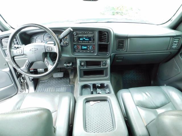 2007 Chevrolet Silverado 3500 Classic LT3 4dr Crew Cab / 4X4 / 6.6L DURAMAX / DUALLY/LBZ - Photo 36 - Portland, OR 97217