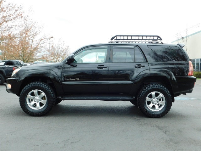 2003 Toyota 4Runner SPORT 4X4 / V6 4.0L / DIFF LOCK / LIFTED !! - Photo 3 - Portland, OR 97217